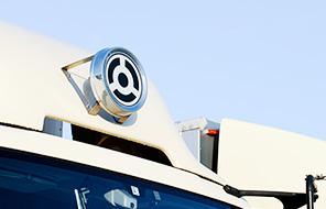 全支社で200台ものトラックを保有