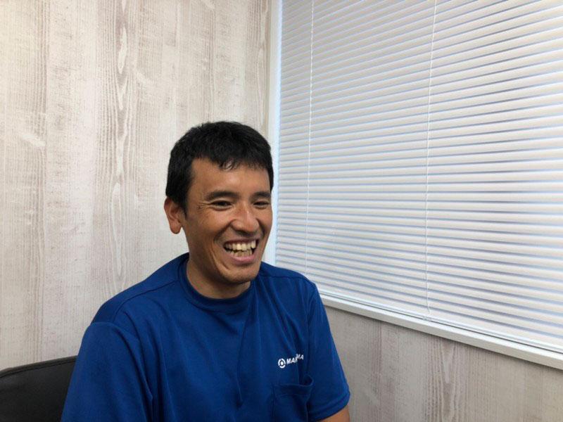 千葉営業所 2019年入社 前部屋さん
