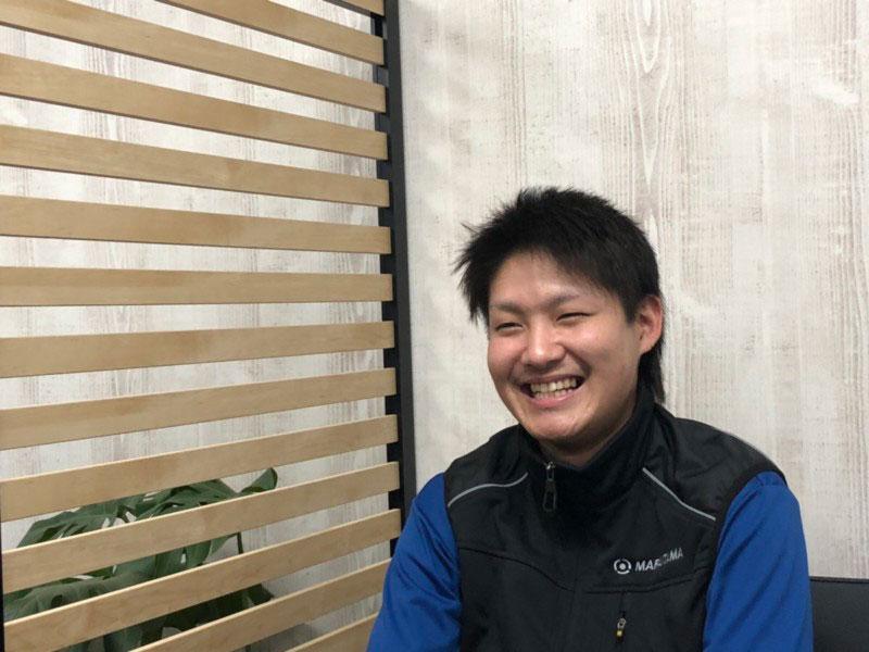 千葉営業所 2019年入社 西岡さん