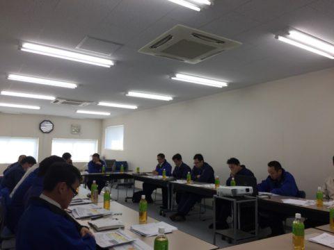 安全推進委員会(2月)