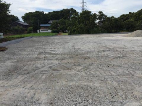 埼玉営業所✴新駐車場🚚シリーズ2