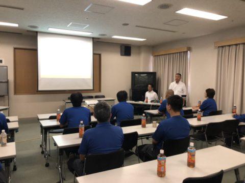 神奈川営業所 安全会議