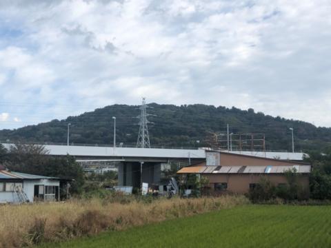 🍁神奈川営業所から見える風景🍁