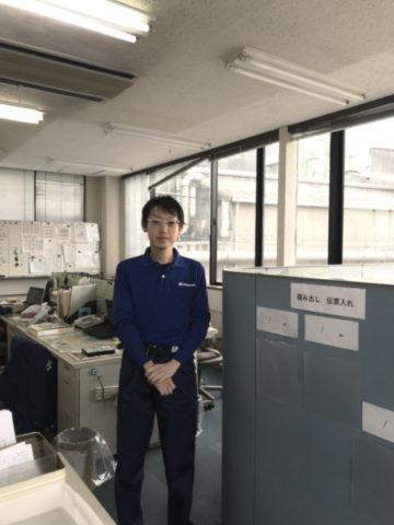 新スタッフ登場!