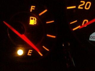 ガソリンランプ・・・