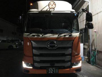 トラックの寿命・・・