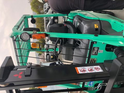 新車リフト(緑)
